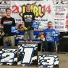 Mod 4wd Buggy:  David Jensen 1st,  Jimmy Barnett 2nd, Chris Blais 3rd
