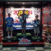 Sportsman 4wd Podium: 1st Kyle Hidalgo, 2nd Martin Blais, 3rd Joe Veinot